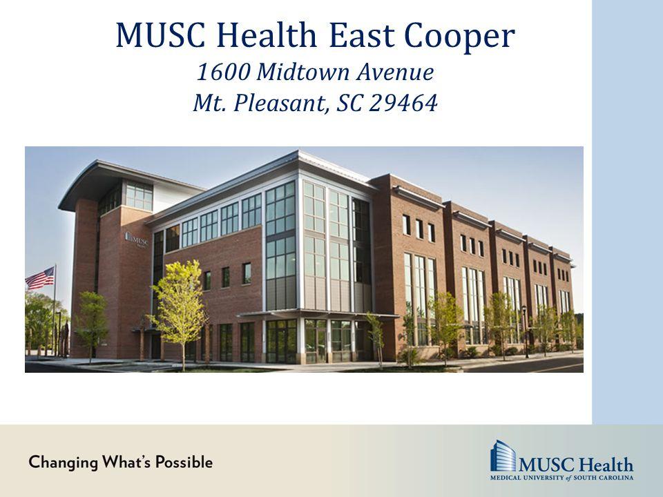 MUSC Health Enterprise Goals