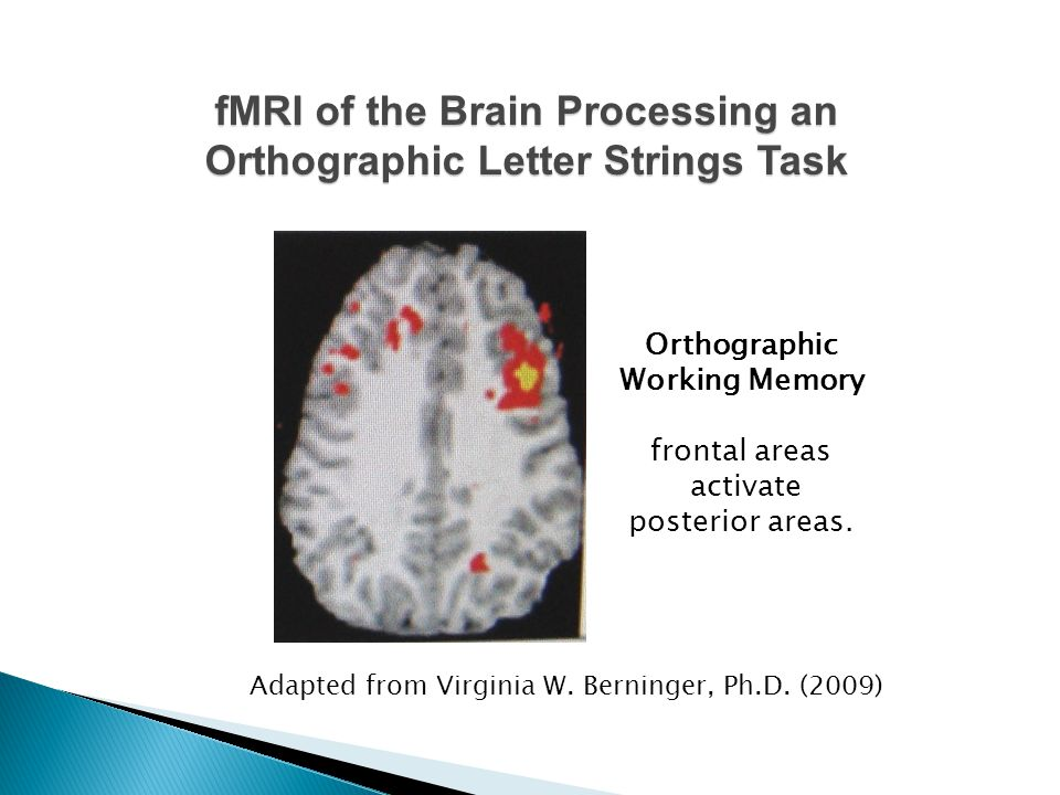 Development of Orthographic Processing In normal readers, face recognition decreases as word recognition increases in the visual word-form area In normal readers face recognition increases in the right fusiform gyrus The DANA Foundation June 3, 2013 Stanislas Dehaene, Ph.D.