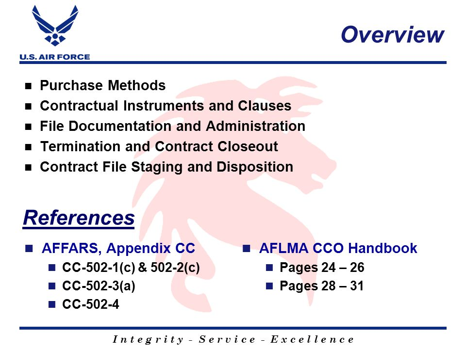 I n t e g r i t y - S e r v i c e - E x c e l l e n c e General Documentation  Procurement Instrument Identification Number (PIIN) Logs  IAW DFARS 204.7003  CHECK OUT WEBSITE https://www.daas.dla.mil/daasinq/ - Check out the DoDAAC List Deployed within your Student Folder  Tracks Purchase Orders  Tracks Funds  DD Form 350 (Consolidated Acquisition Reporting System)  So when are they required.