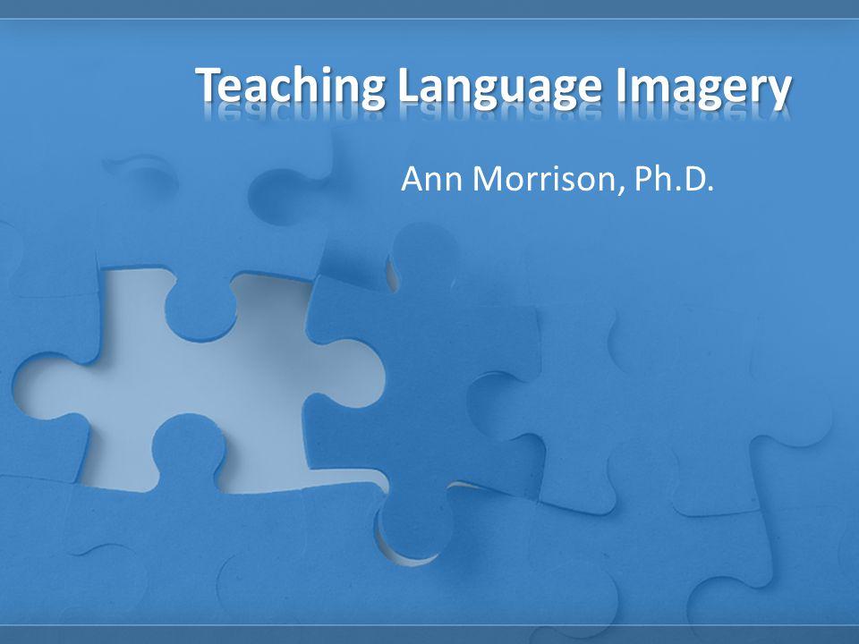 Ann Morrison, Ph.D.