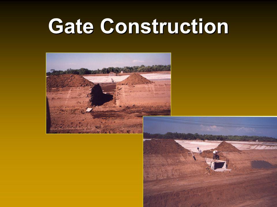 Gate Construction
