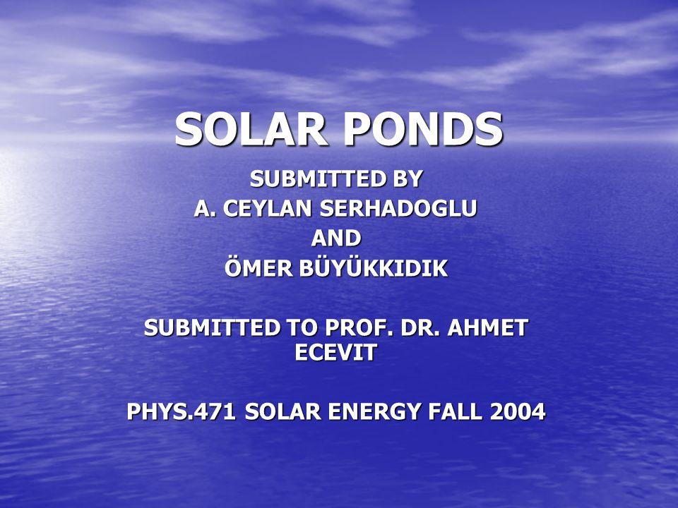 Fig. 4 El Paso Solar Pond [10].
