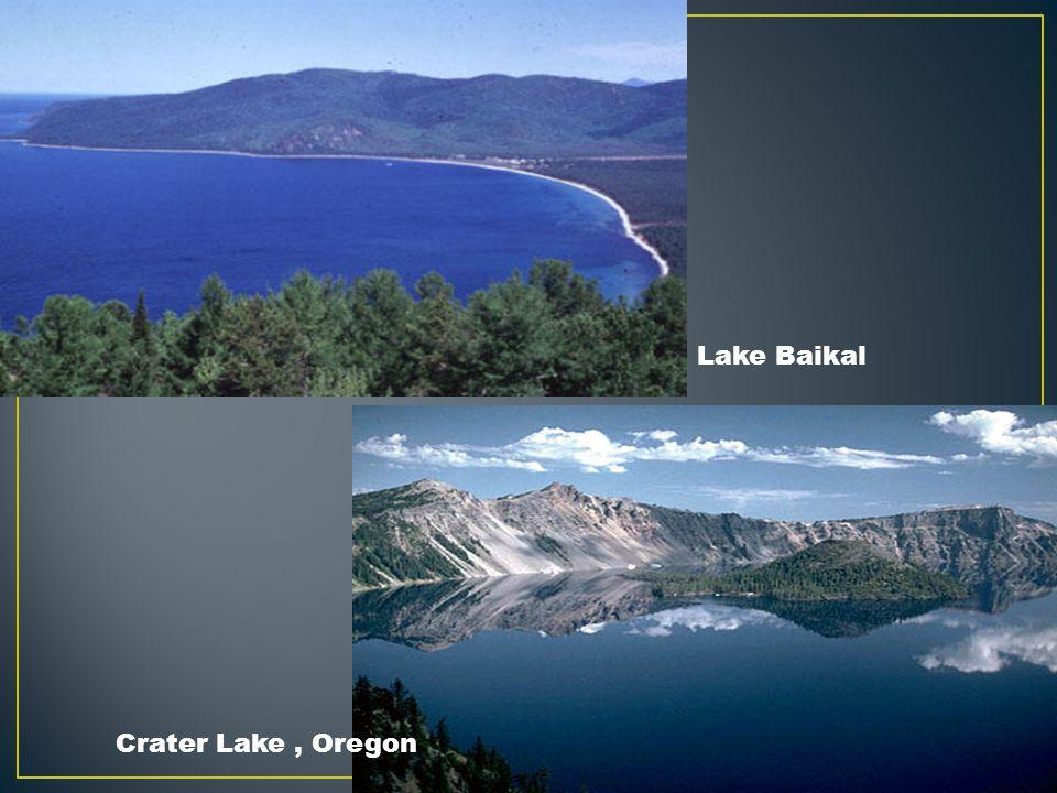 Ponds and Lakes Temperature varies seasonally.During summer the temp.