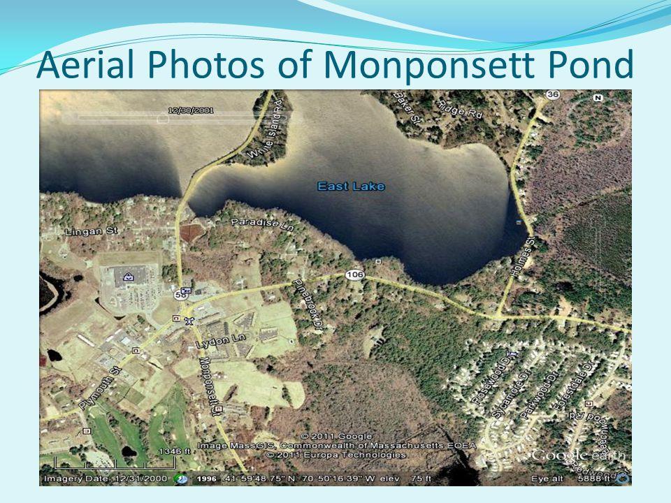 DEP will issue TMDL's for the Monponsett Ponds.