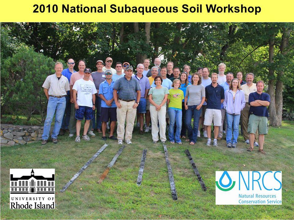 2010 National Subaqueous Soil Workshop