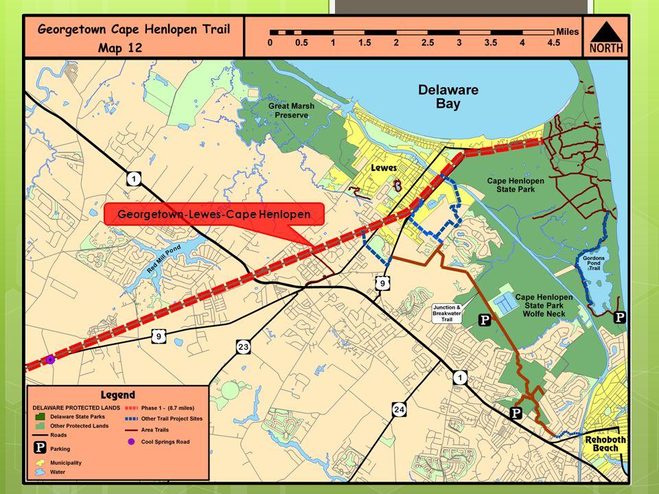 Georgetown-Lewes-Cape Henlopen