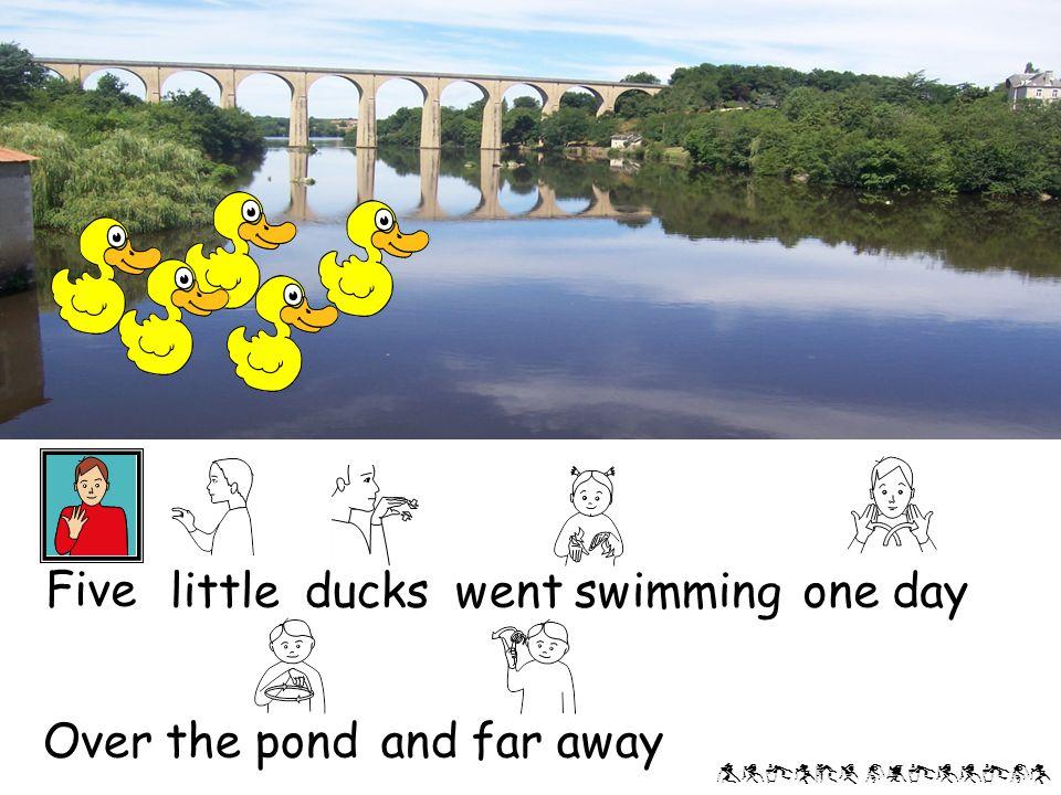 Alison phillips Five Little Ducks Powerpoint by Alison Phillips, Wakefield Service for Deaf & HI Children