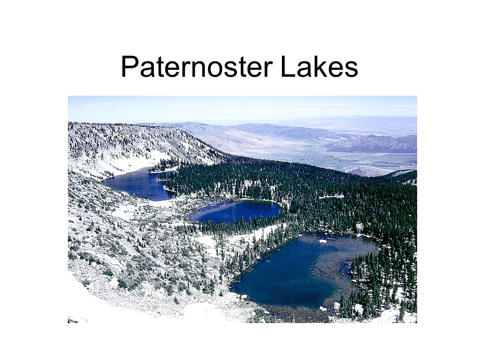 Paternoster Lakes