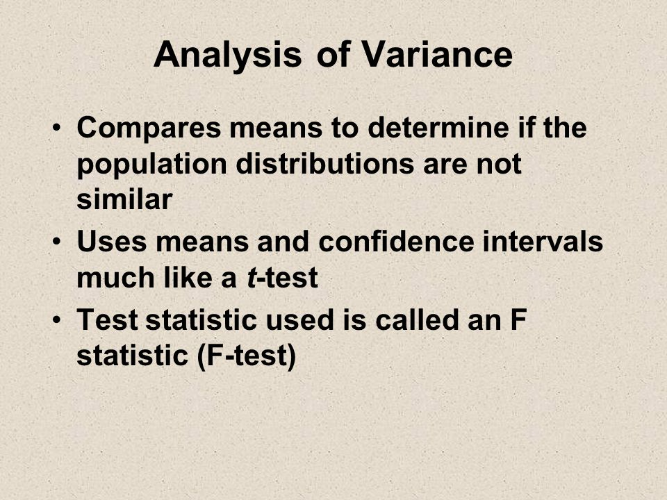 Normal Distribution Most characteristics follow a normal distribution –For example: height, length, speed, etc.