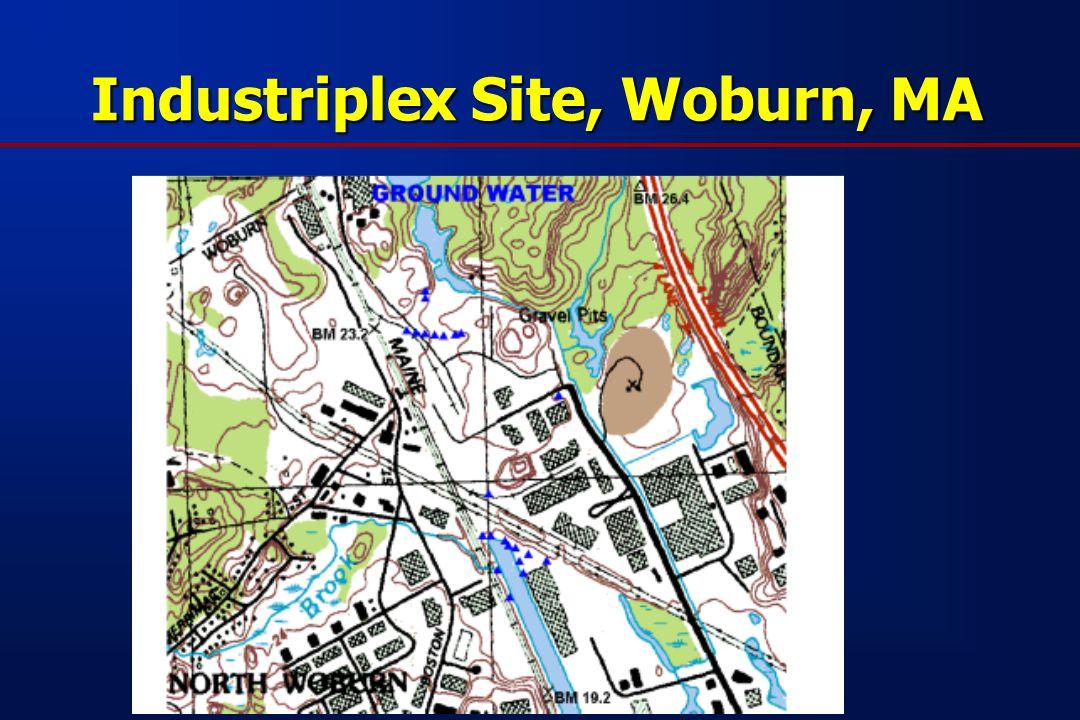 Industriplex Site, Woburn, MA
