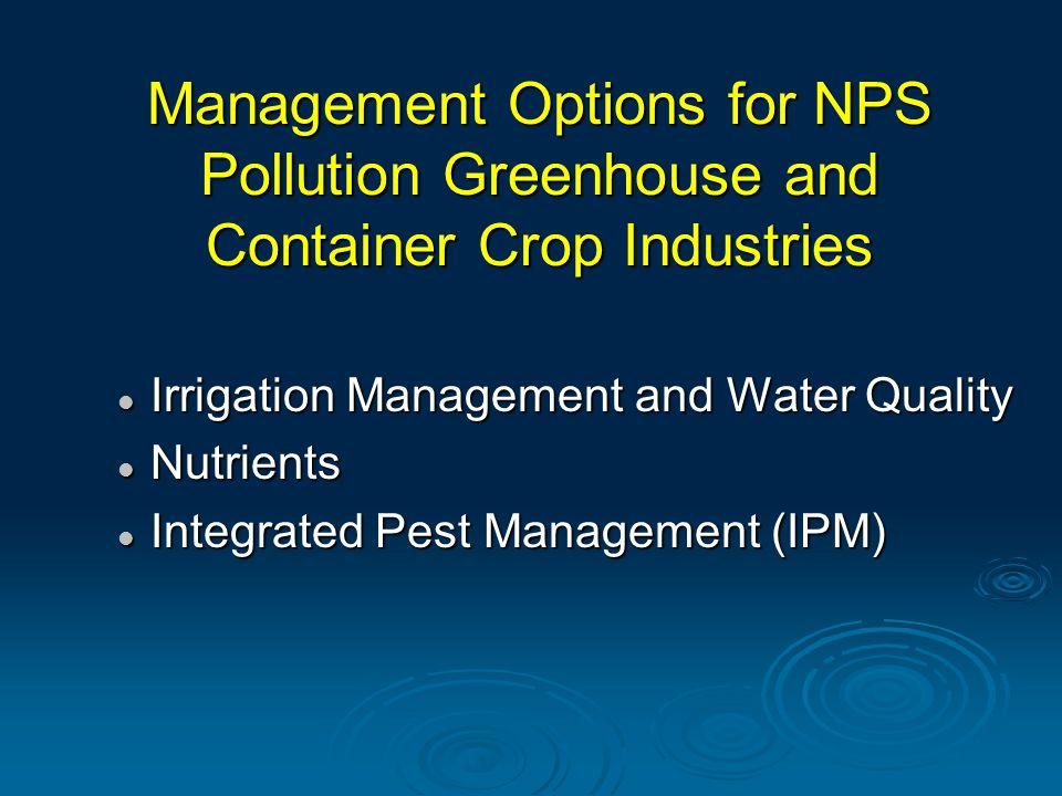 IrrigationIrrigation
