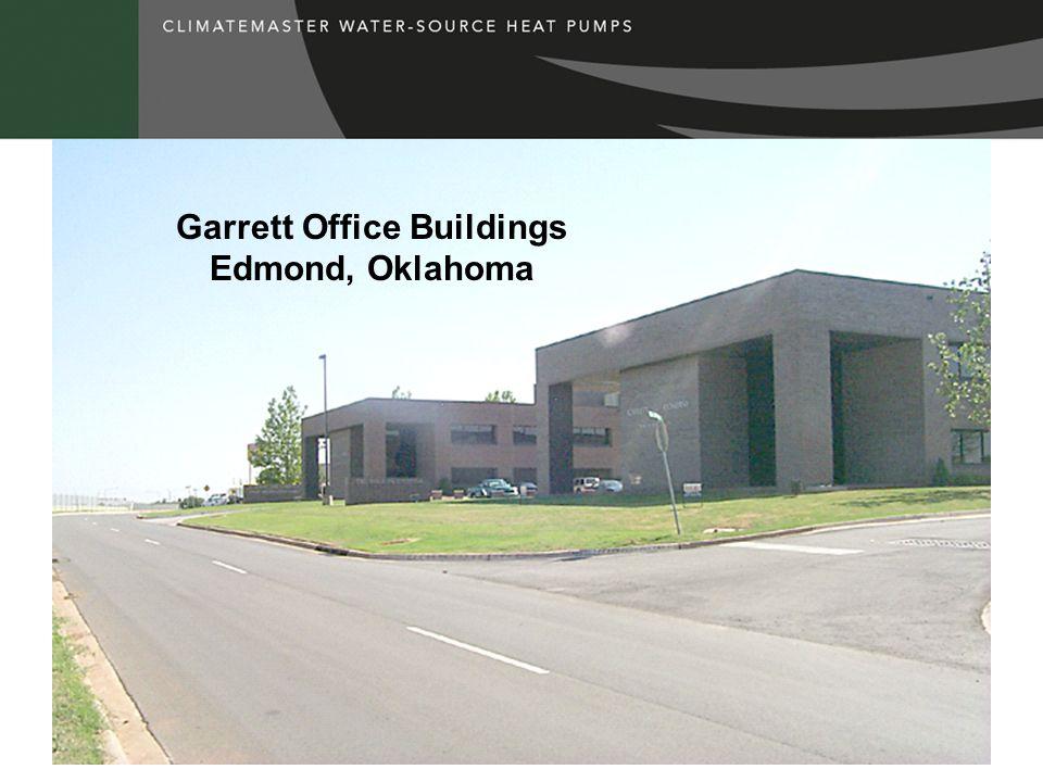 Garrett Office Buildings Edmond, Oklahoma