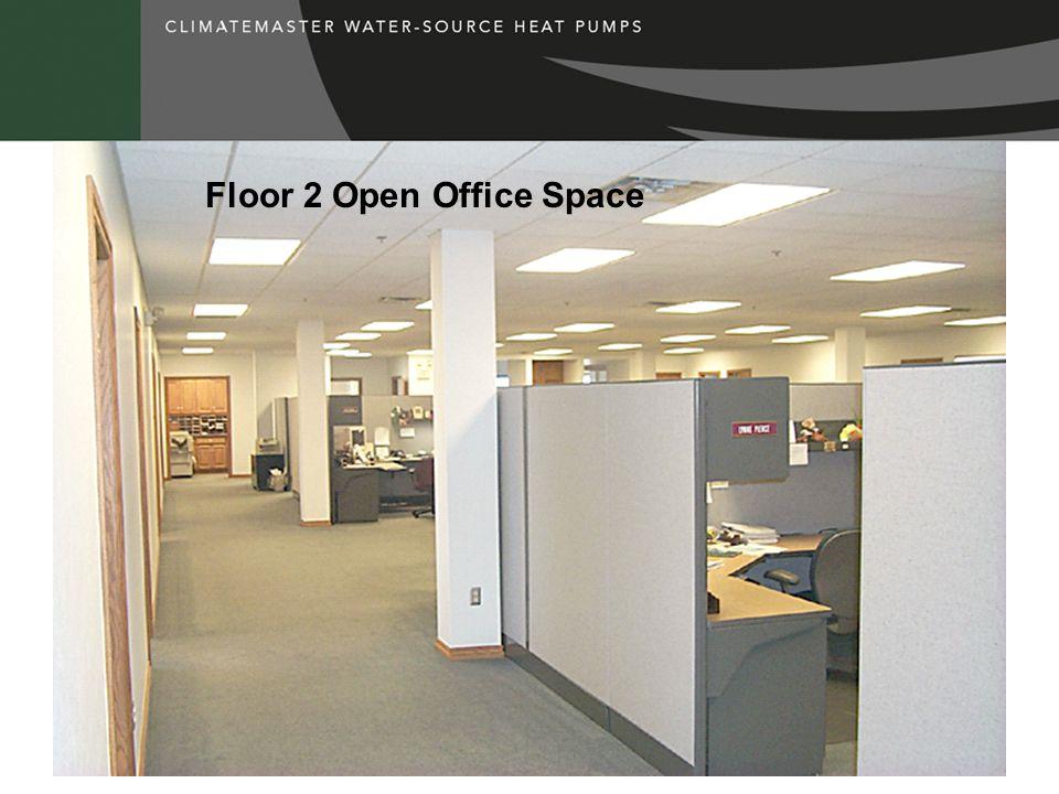 Floor 2 Open Office Space