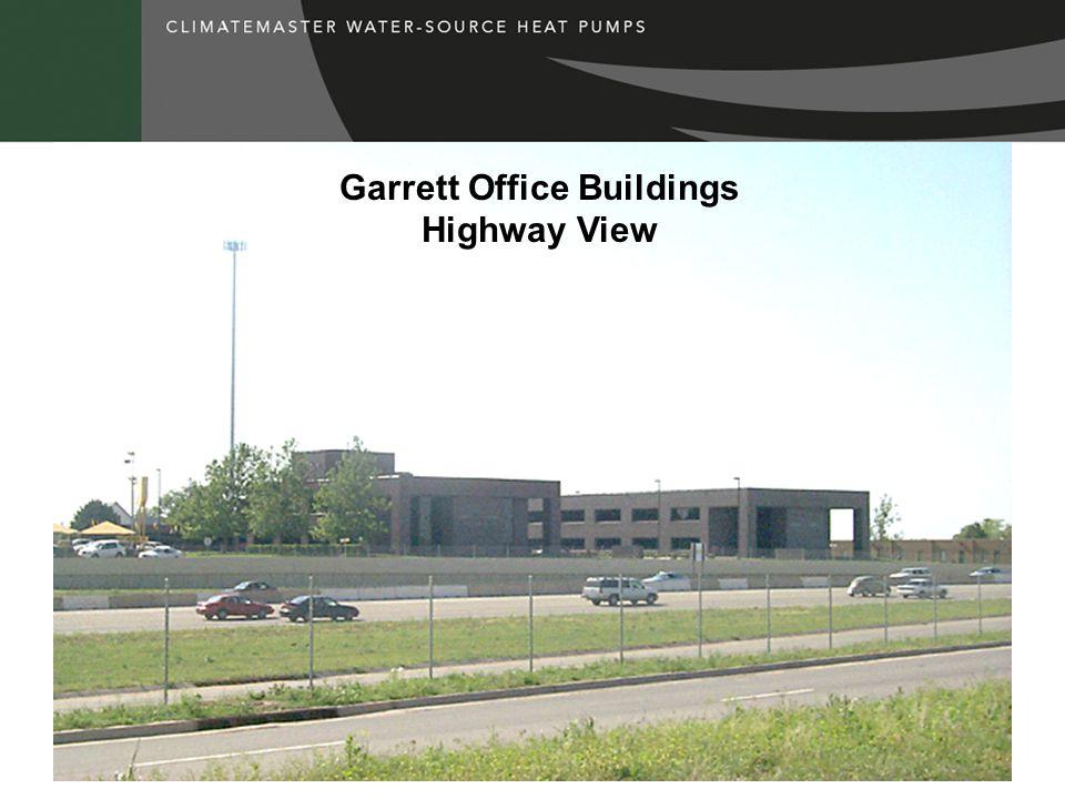 Garrett Office Buildings Highway View
