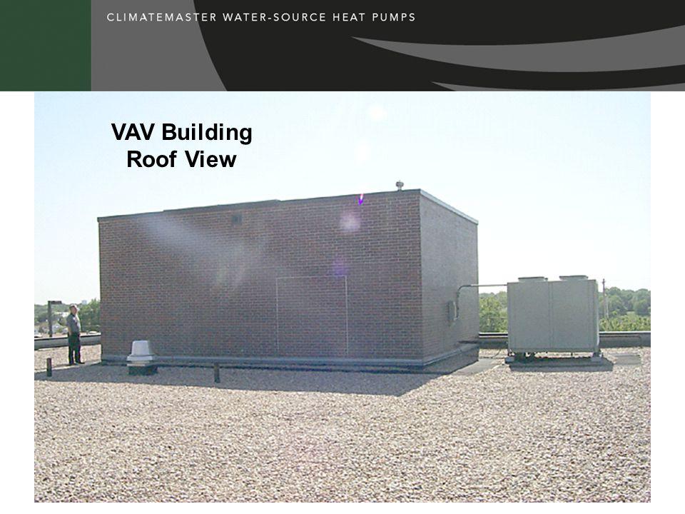 VAV Building Roof View