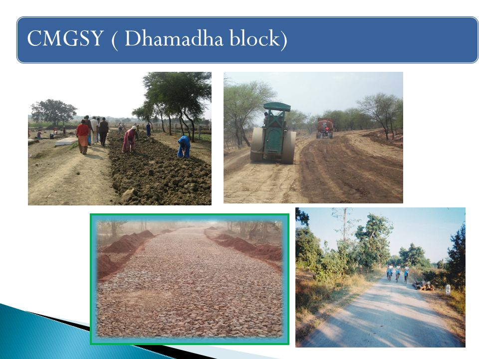 CMGSY ( Dhamadha block)