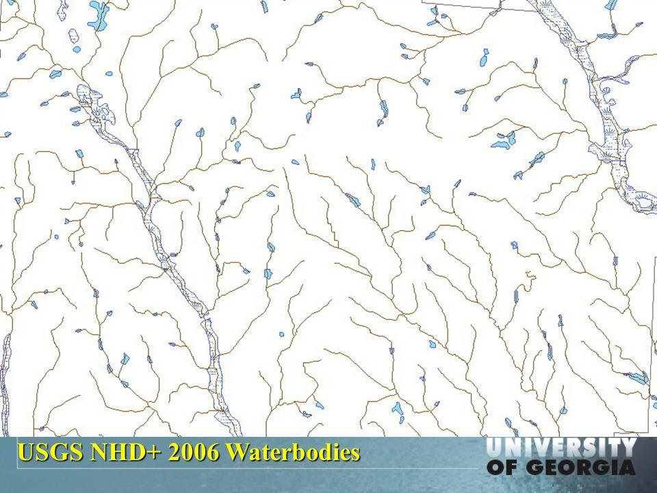 Ga DOT 2003 Waterbodies