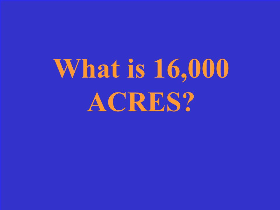 The number of acres that Bombay Hook Wildlife Refuge covers.