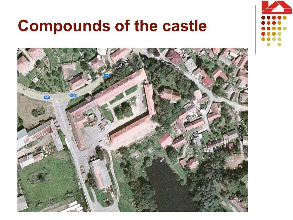 Compounds of the castle
