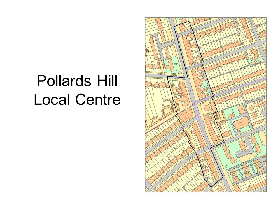 Pollards Hill Local Centre