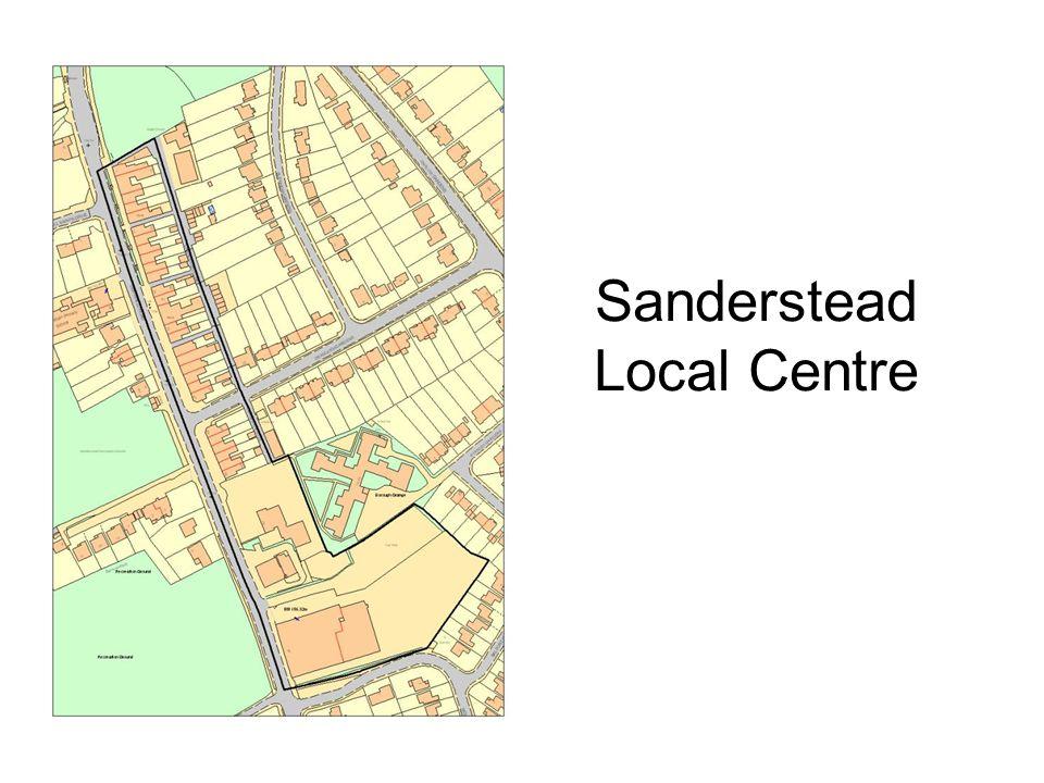 Sanderstead Local Centre