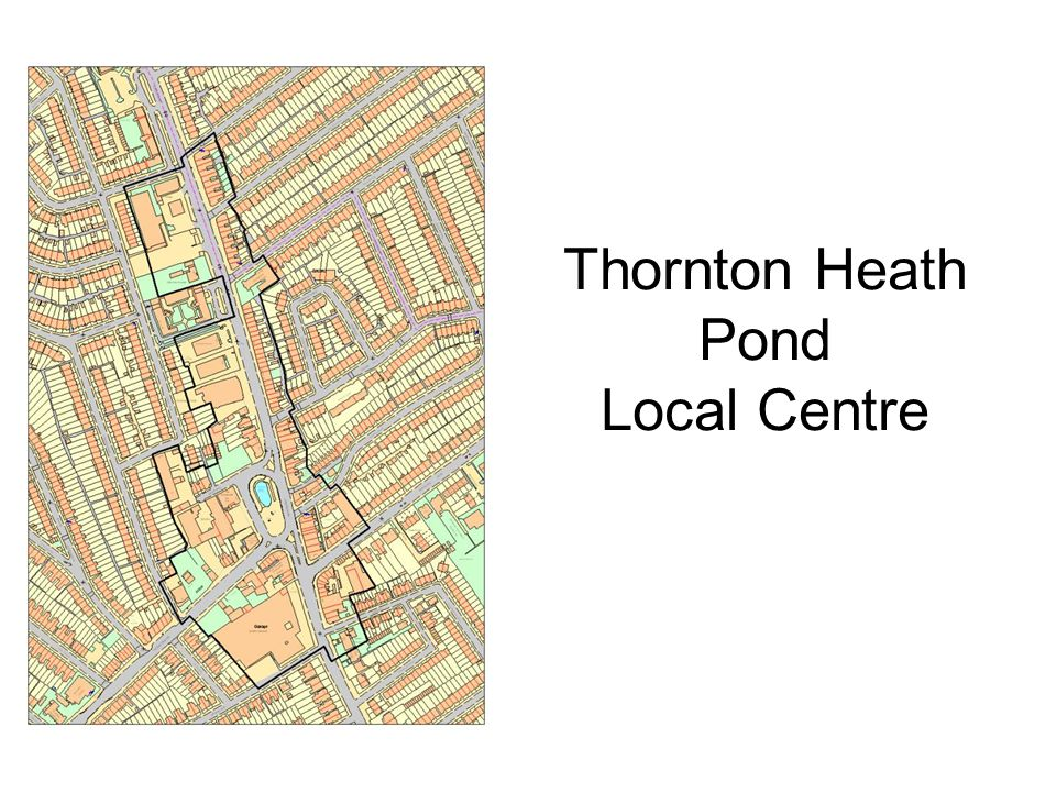 Thornton Heath Pond Local Centre