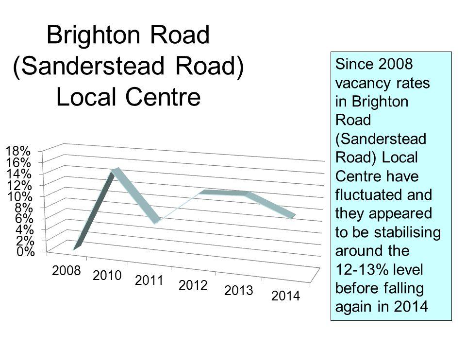 Brighton Road (Selsdon Road) Local Centre