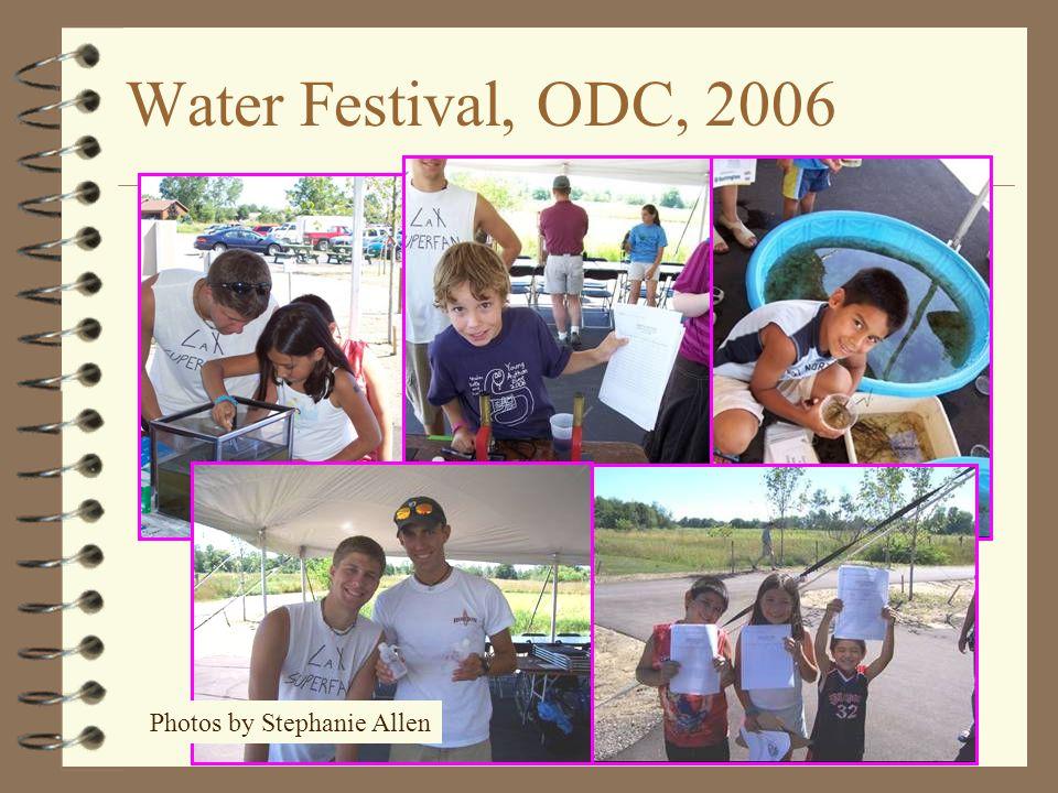 Water Festival, ODC, 2006 Photos by Stephanie Allen