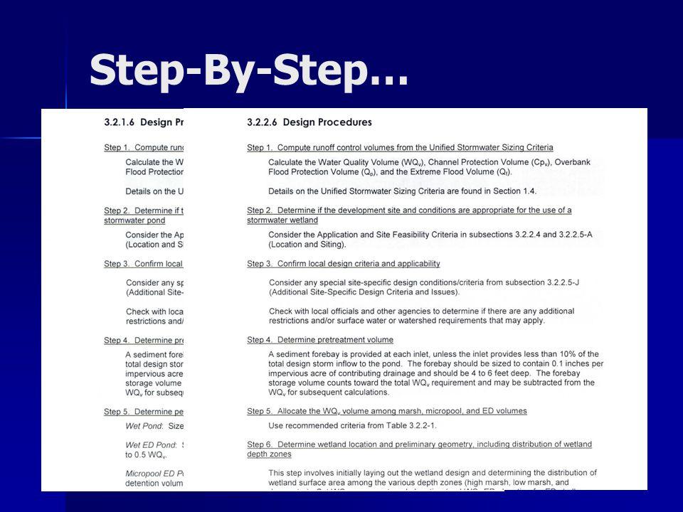 Step-By-Step…