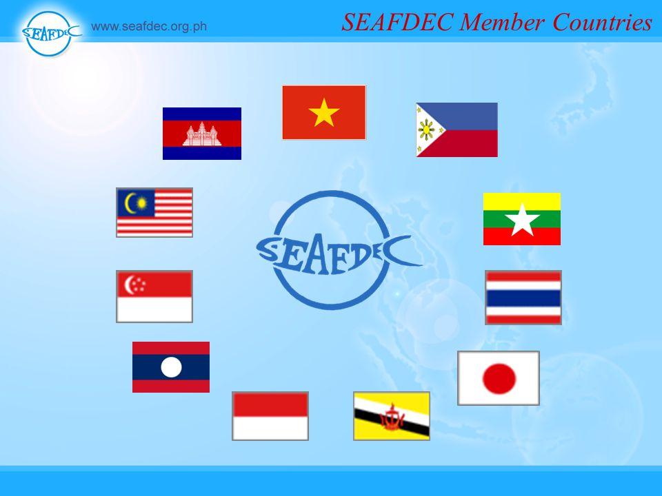SEAFDEC Member Countries