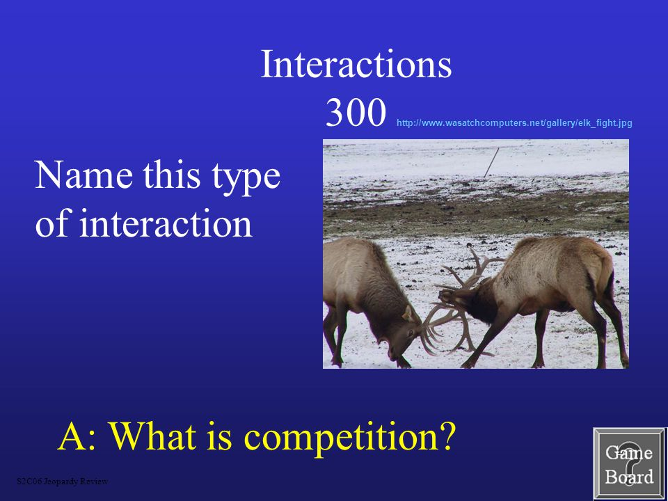 Interactions 200 A: What is symbiosis (parasitism) .