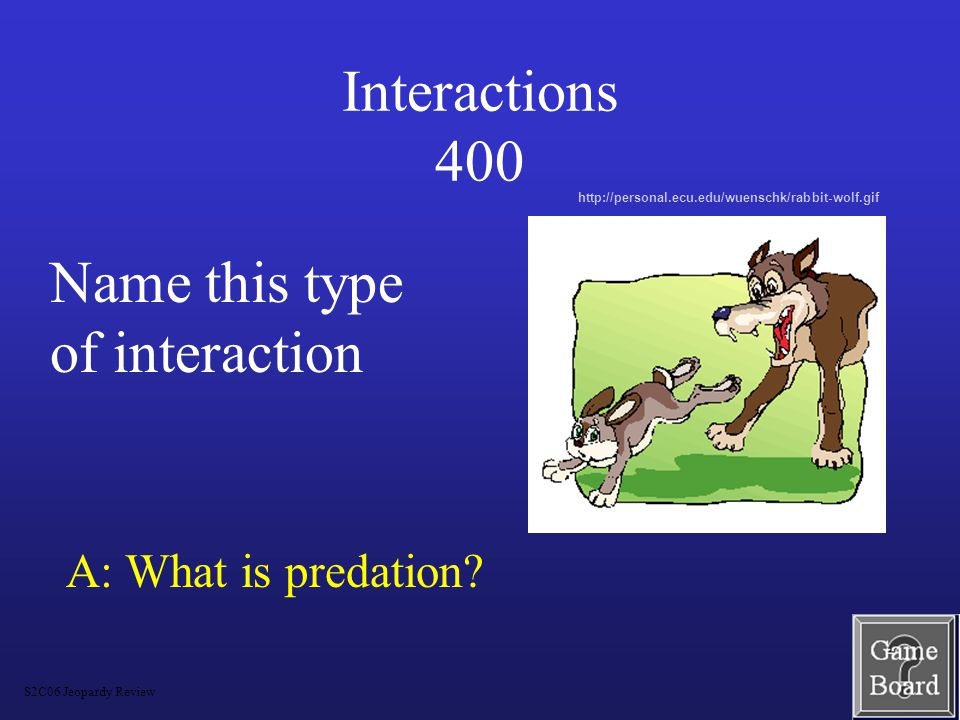 Interactions 300 A: What is competition.