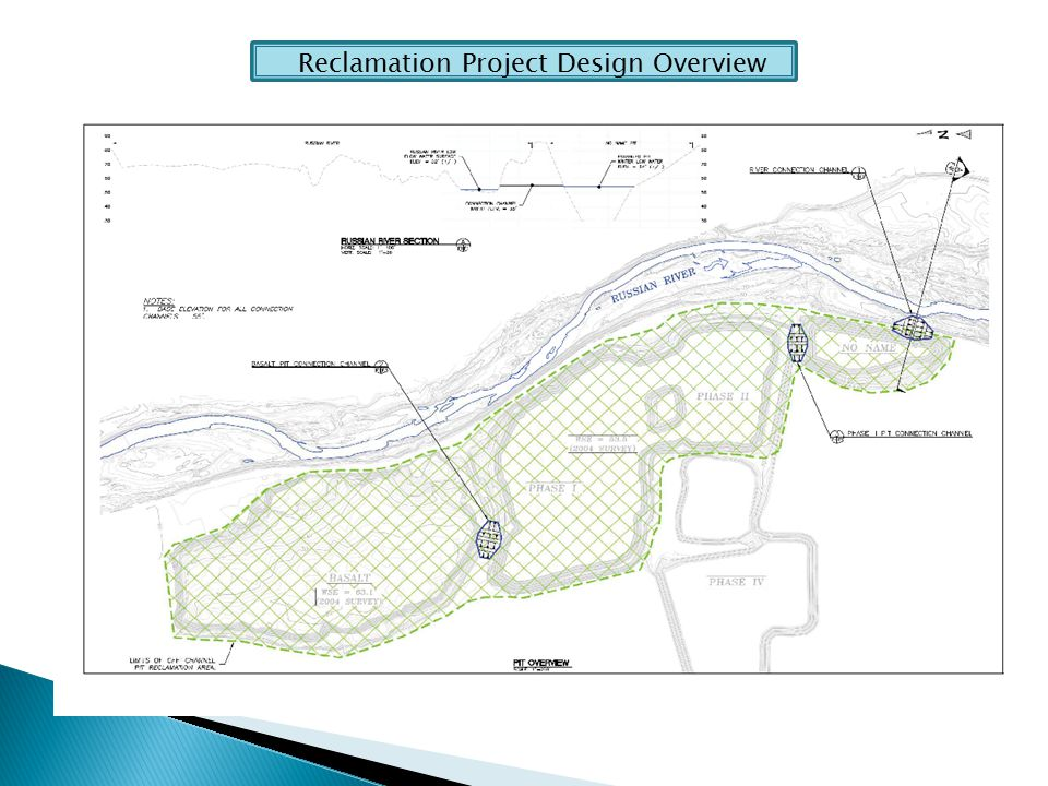 Reclamation Project Design Overview