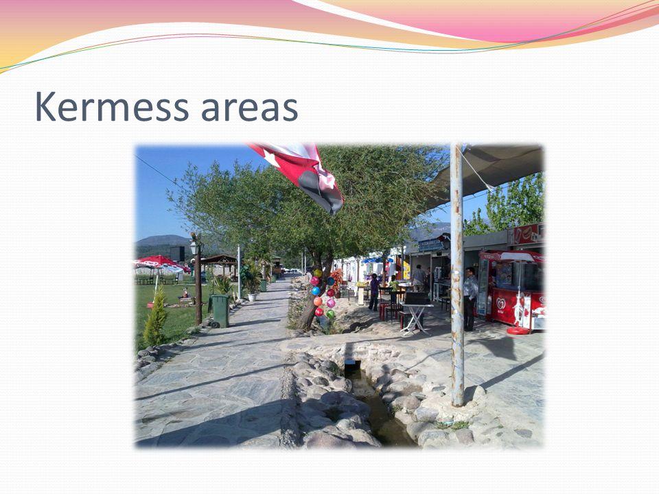 Kermess areas