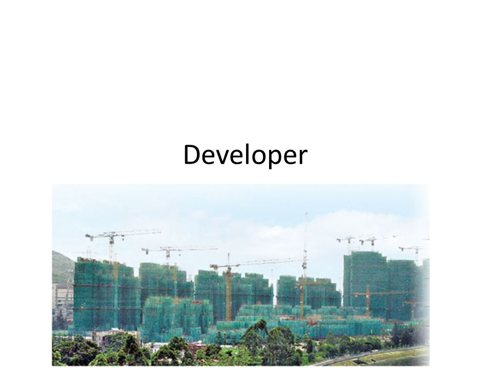 Fung Lok Wai development project As a developer, I agree with the project.