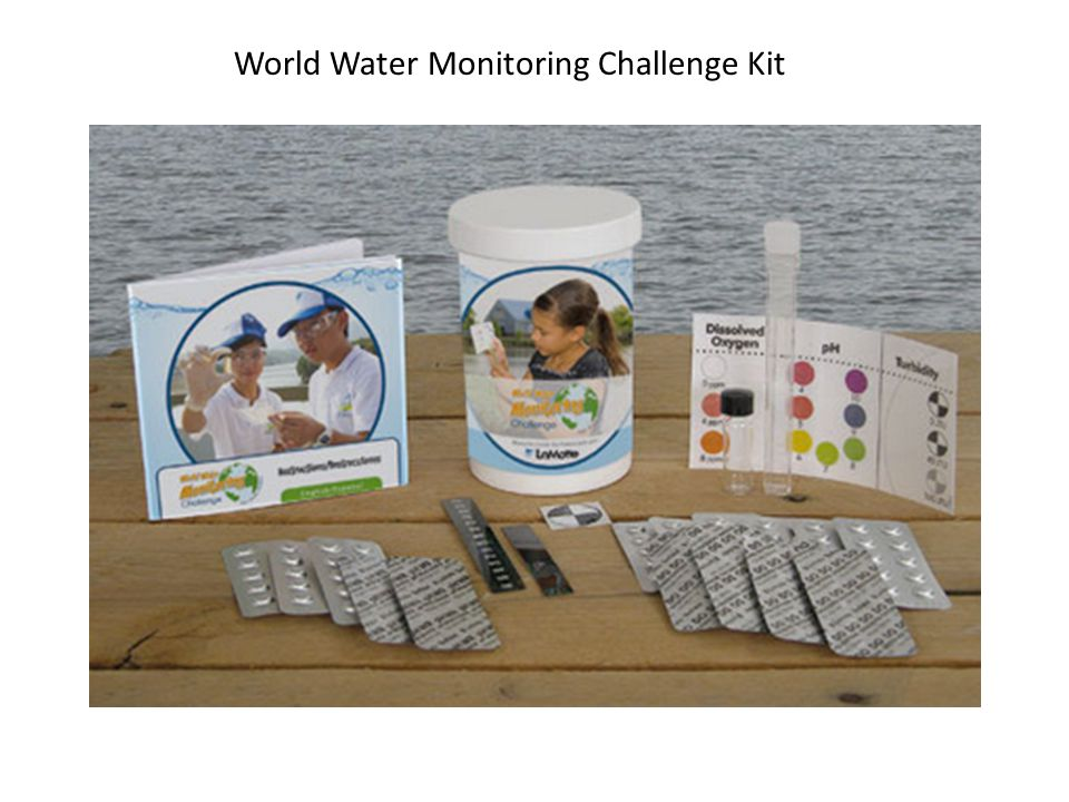 World Water Monitoring Challenge Kit