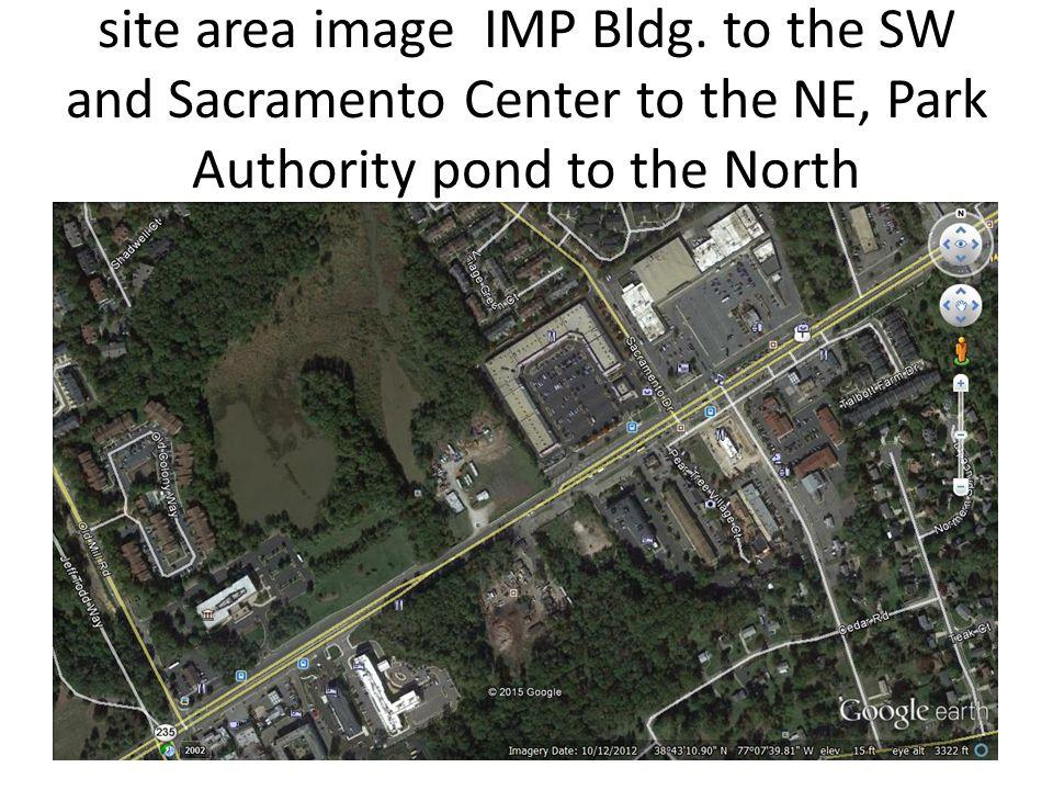 site area image IMP Bldg.