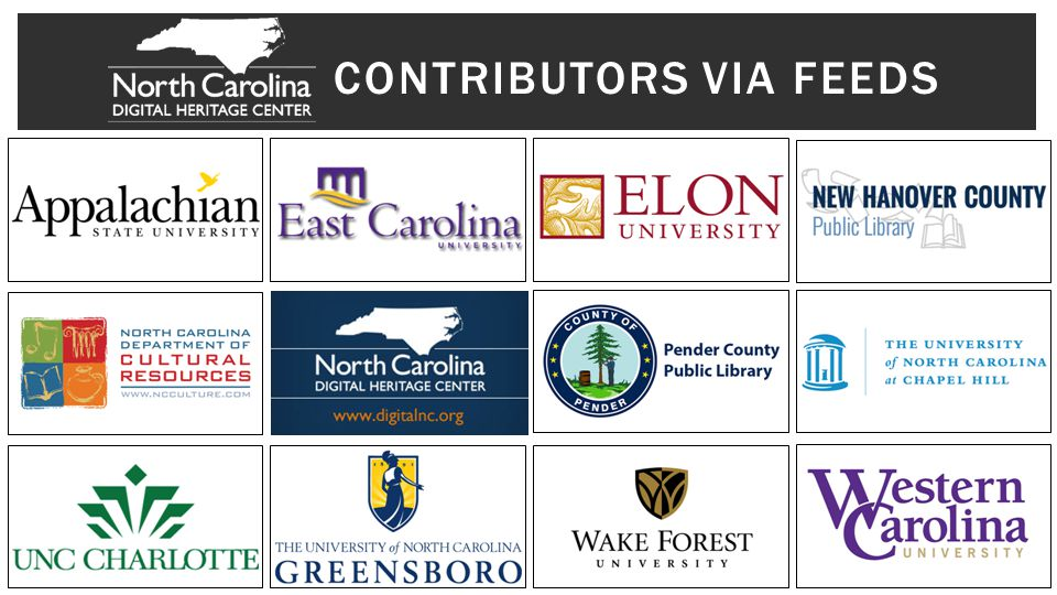 CONTRIBUTORS VIA FEEDS