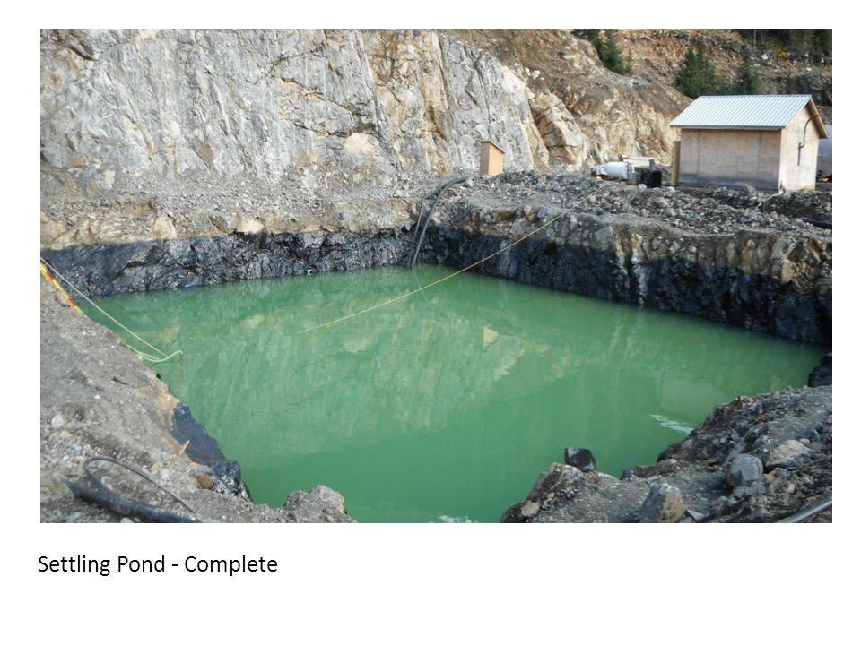 Settling Pond - Complete