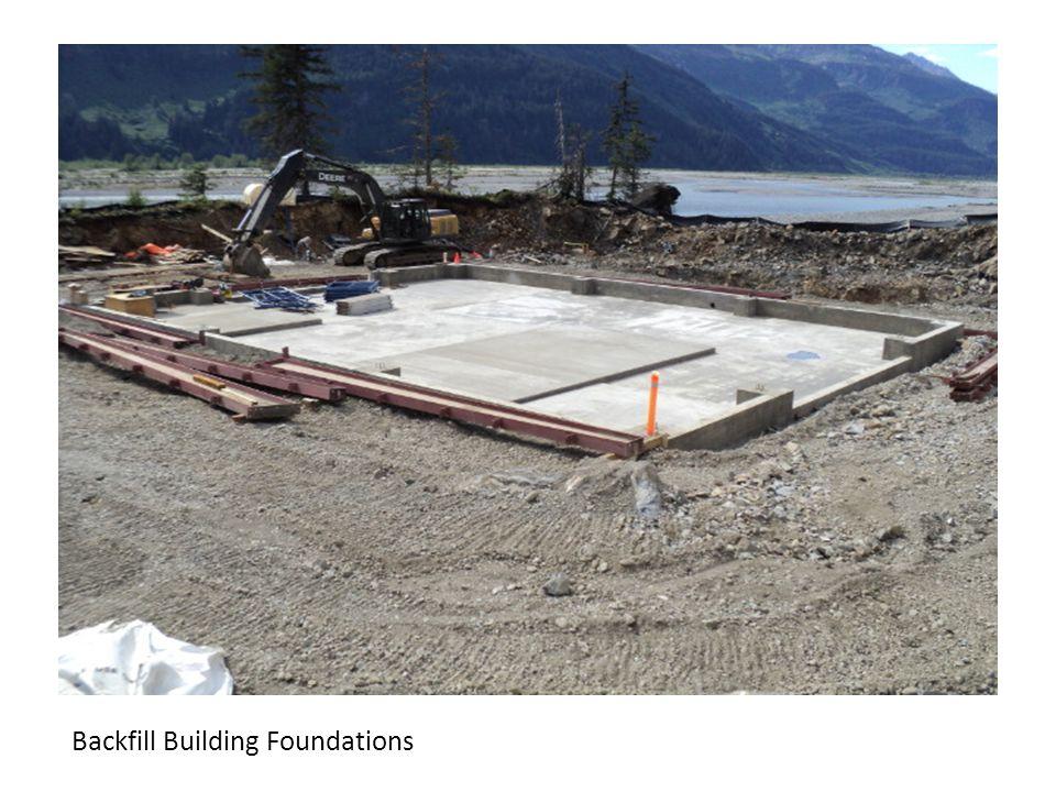 Backfill Building Foundations