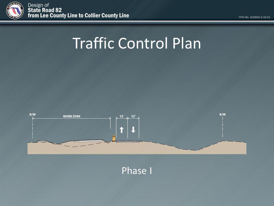 Traffic Control Plan Phase I