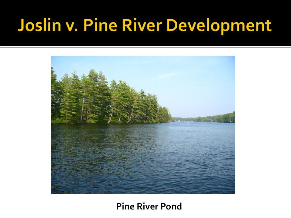 Pine River Pond