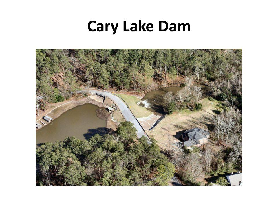 Cary Lake Dam