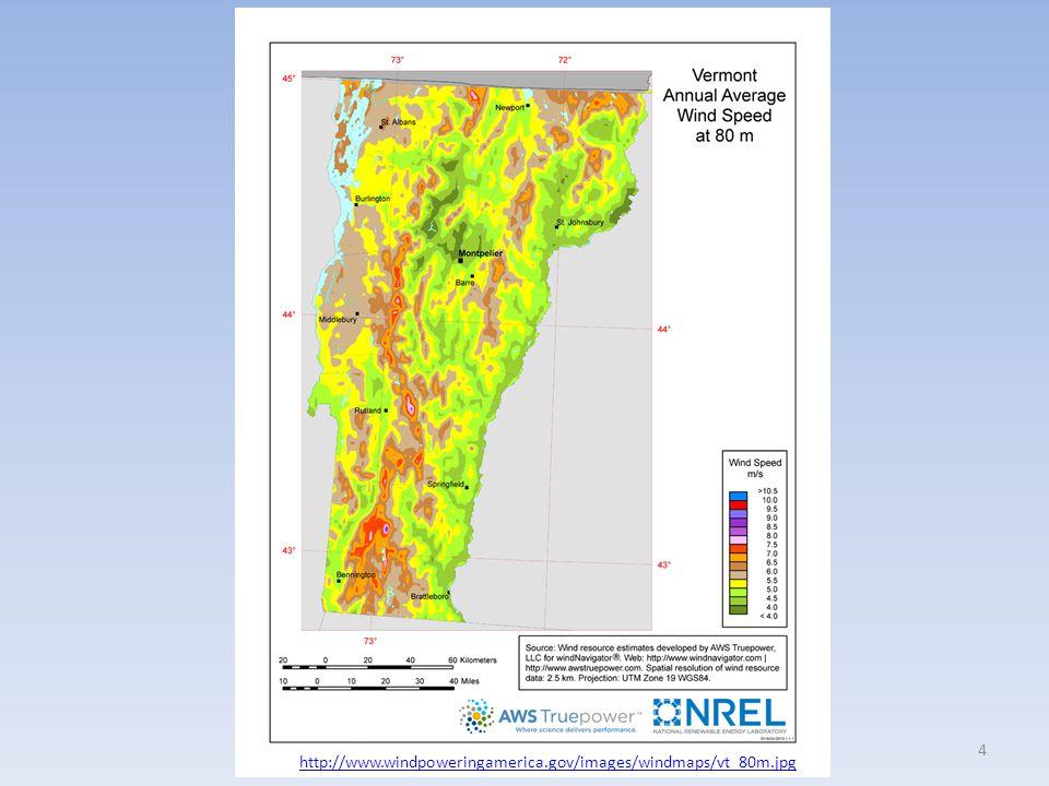 4 http://www.windpoweringamerica.gov/images/windmaps/vt_80m.jpg