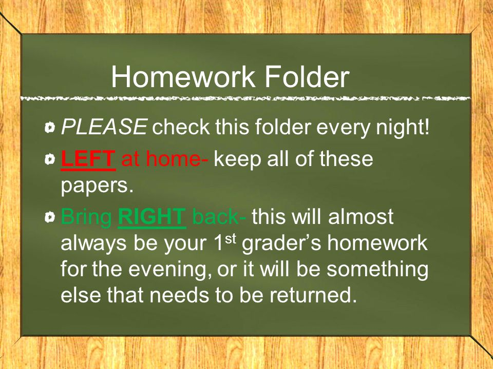Homework Practice, practice, practice!.