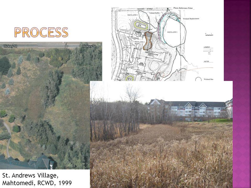 St. Andrews Village, Mahtomedi, RCWD, 1999