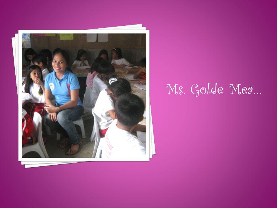 Ms. Golde Mea…