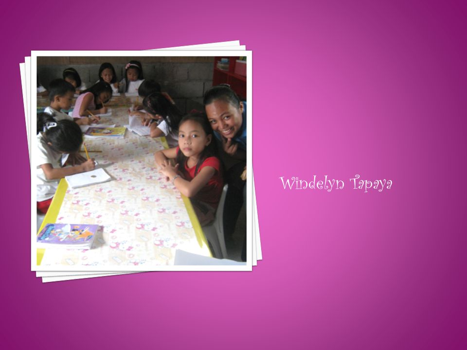 Windelyn Tapaya