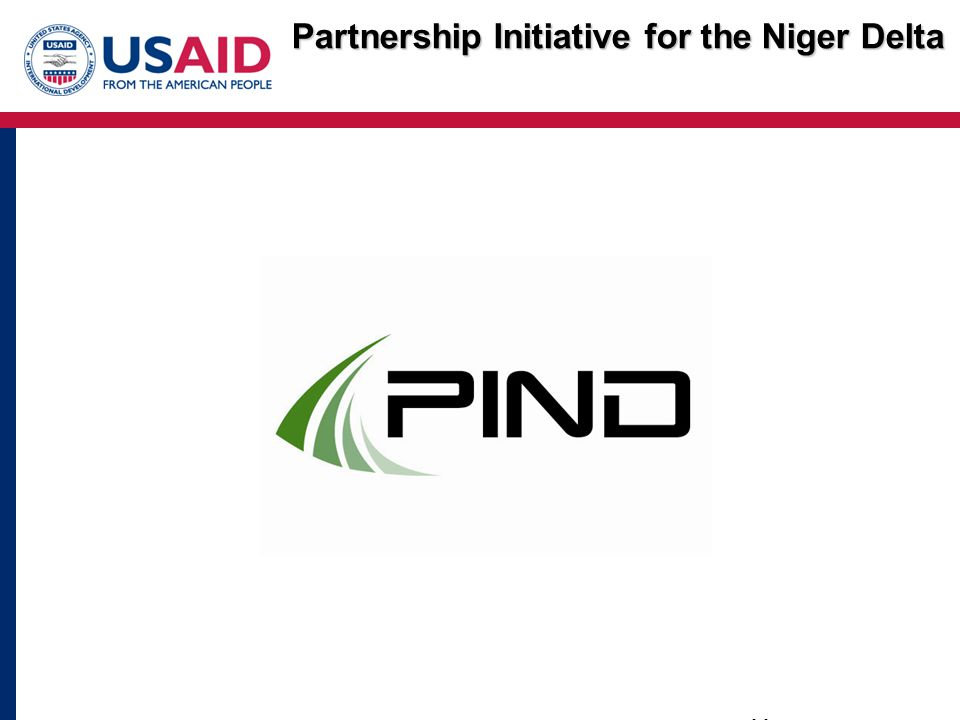 11 Partnership Initiative for the Niger Delta