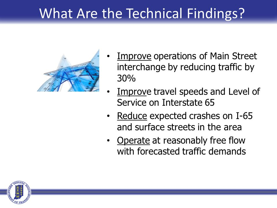 Land Acquisition Process INDOT priority is to work with the property owners to minimize impacts of all projects.